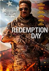 Redemption Day (2021) bluray Poster