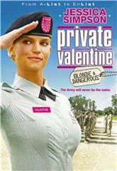 Private Valentine: Blonde & Dangerous (2008) Poster
