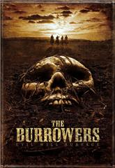 The Burrowers (2008) bluray Poster