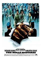 The Molly Maguires (1970) Poster