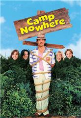 Camp Nowhere (1994) bluray Poster