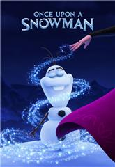 Once Upon a Snowman (2020) 1080p Poster