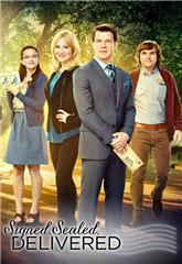 Signed Sealed Delivered (2013) Poster