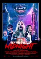 Ten Minutes to Midnight (2020) 1080p Poster
