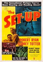 The Set-Up (1949) bluray Poster