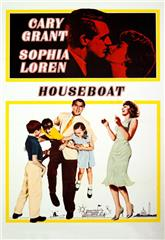Houseboat (1958) 1080p Poster