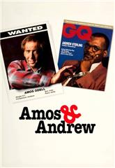 Amos & Andrew (1993) bluray Poster
