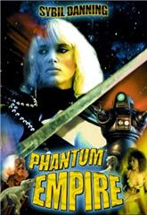 The Phantom Empire (1988) Poster