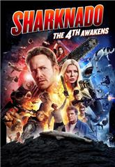 Sharknado 4: The 4th Awakens (2016) bluray Poster