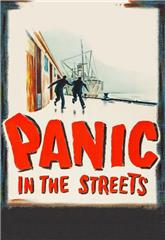 Panic in the Streets (1950) 1080p bluray Poster