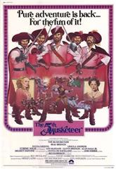 The Fifth Musketeer (1979) Poster