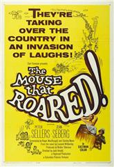 The Mouse That Roared (1959) 1080p web Poster