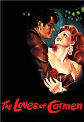 The Loves of Carmen (1948) bluray Poster