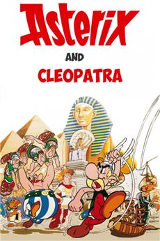 Asterix and Cleopatra (1968) Poster