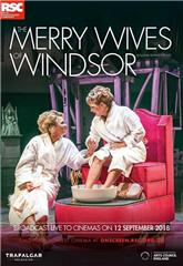 Royal Shakespeare Company: The Merry Wives of Windsor (2018) Poster