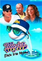 Major League: Back to the Minors (1998) bluray Poster