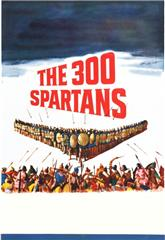 The 300 Spartans (1962) 1080p bluray Poster