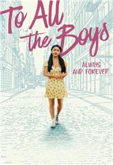 To All the Boys: Always and Forever (2021) bluray Poster