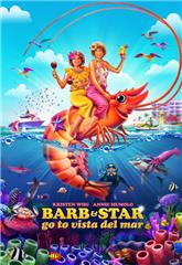 Barb and Star Go to Vista Del Mar (2021) bluray Poster