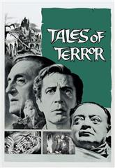 Tales of Terror (1962) bluray Poster
