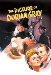 The Picture of Dorian Gray (1945) bluray Poster