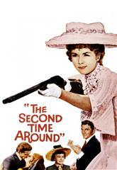 The Second Time Around (1961) Poster