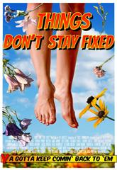 Things Don't Stay Fixed (2021) Poster
