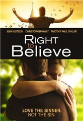 Right to Believe (2014) Poster