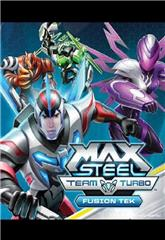 Max Steel Team Turbo: Fusion Tek (2016) Poster