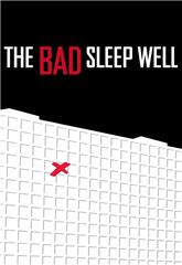 The Bad Sleep Well (1960) 1080p Poster