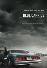 Blue Caprice (2013) bluray Poster