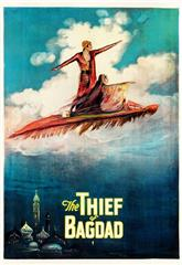 The Thief of Bagdad (1924) Poster