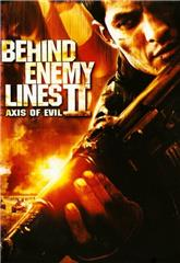 Behind Enemy Lines II: Axis of Evil (2006) bluray poster