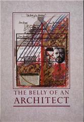 The Belly of an Architect (1987) bluray poster