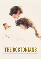 The Bostonians (1984) poster
