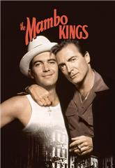 The Mambo Kings (1992) bluray poster