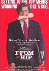 From the Hip (1987) poster