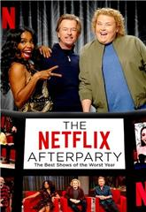 The Netflix Afterparty The Best Shows of the Worst Year (2020) 1080p poster