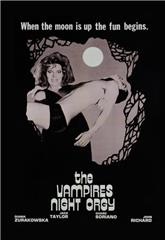 The Vampires Night Orgy (1973) poster