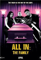 All In: The Family (2020) poster