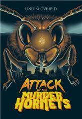 Attack of the Murder Hornets (2021) 1080p poster