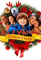 All I Want Is Christmas (2012) 1080p poster