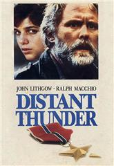 Distant Thunder (1988) poster