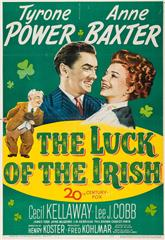 The Luck of the Irish (1948) 1080p web poster