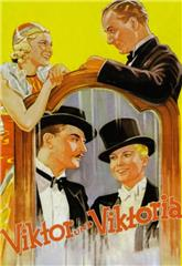 Victor and Victoria (1933) poster