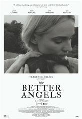 The Better Angels (2014) poster