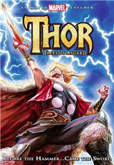 Thor: Tales of Asgard (2011) poster