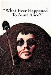 What Ever Happened to Aunt Alice? (1969) bluray poster