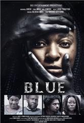 Blue (2020) poster