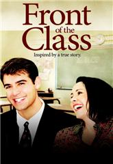 Front of the Class (2008) poster